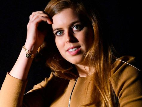 Prince Beatrice, the eldest daughter of the Duke and Duchess of York.