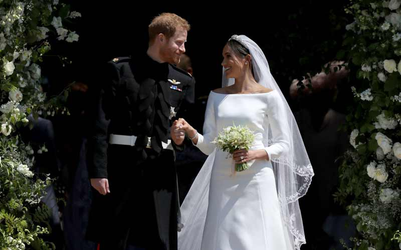 Prince harry meghan markle wedding gettyimages 960525036  1