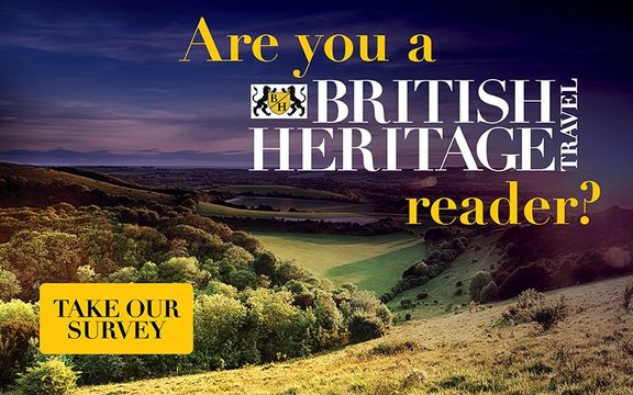 Take British Heritage Travel\'s reader survey!