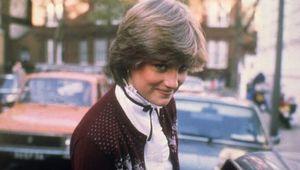 The late beloved Princess of Wales, Princess Diana.