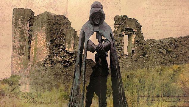 King Arthur's Sword - Bardsey Island
