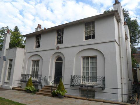 John Keat\'s house.