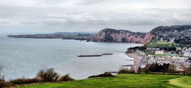 Sidmouth, Devon.