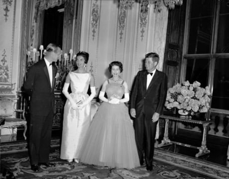 The Royals and the Kennedys