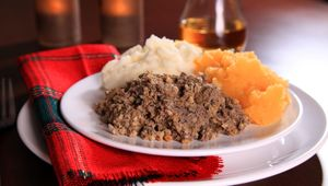 Address to the haggis at home, this Burn\'s Night!