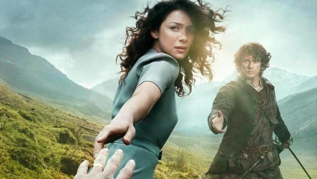 This is Outlander country! Welcome to Scotland.