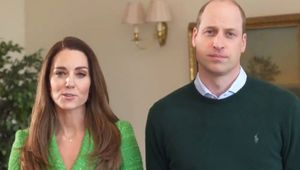 The Duke and Duchess of Cambridge, Prince William and Kate Middleton.
