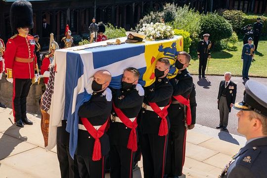 Prince Philip\'s funeral.