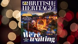 British Heritage Travel magazine\'s May / June 2021 issue is out now.