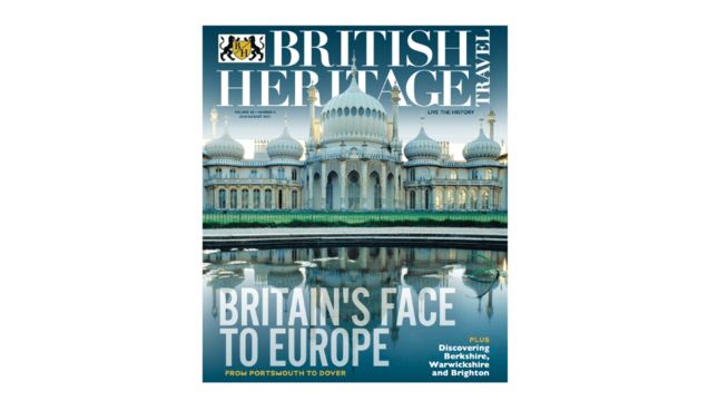 British Heritage Travel has a luxury print magazine
