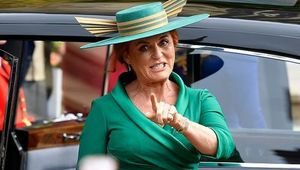 Sarah Ferguson, the Duchess of York and former wife of Prince Andrew.