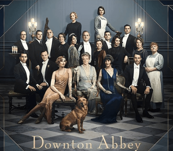 Resized downton abbey movie poster  1