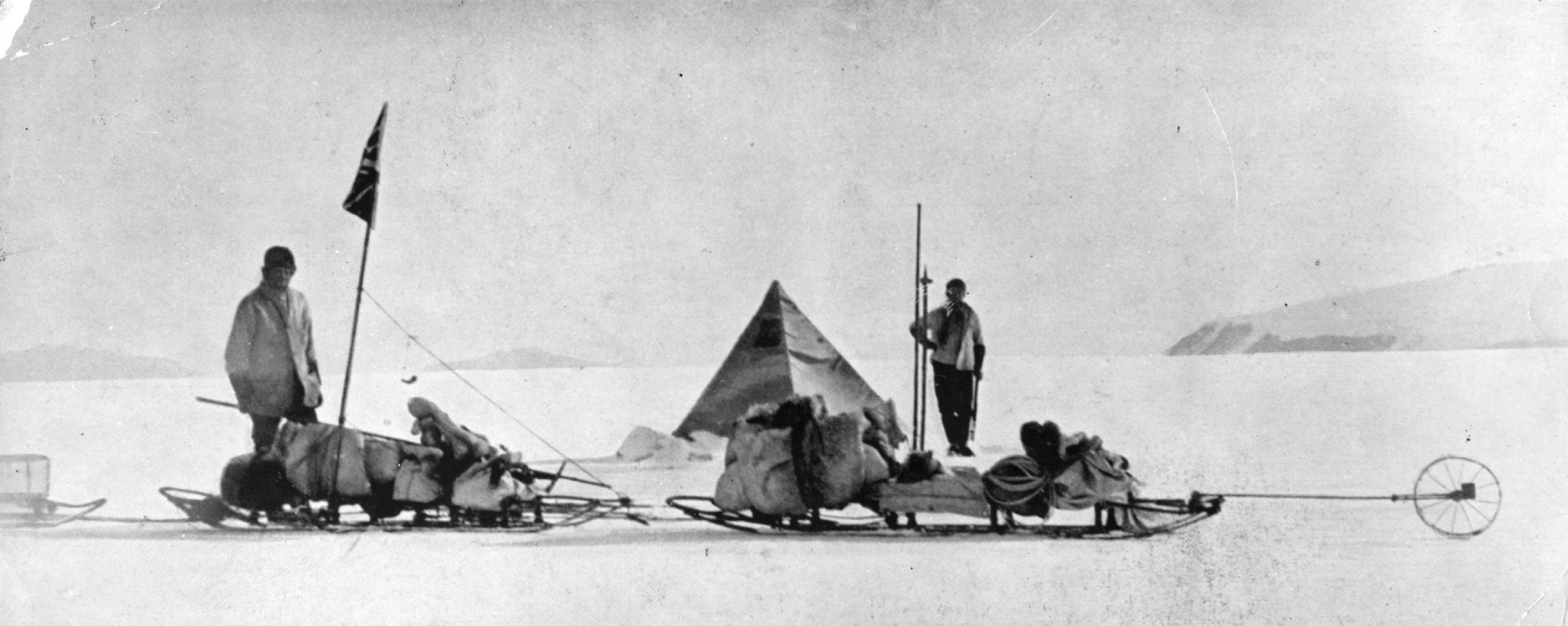 Everything You Need To Know About Robert Falcon Scott