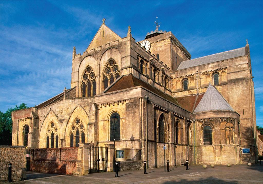 English-parish-churches