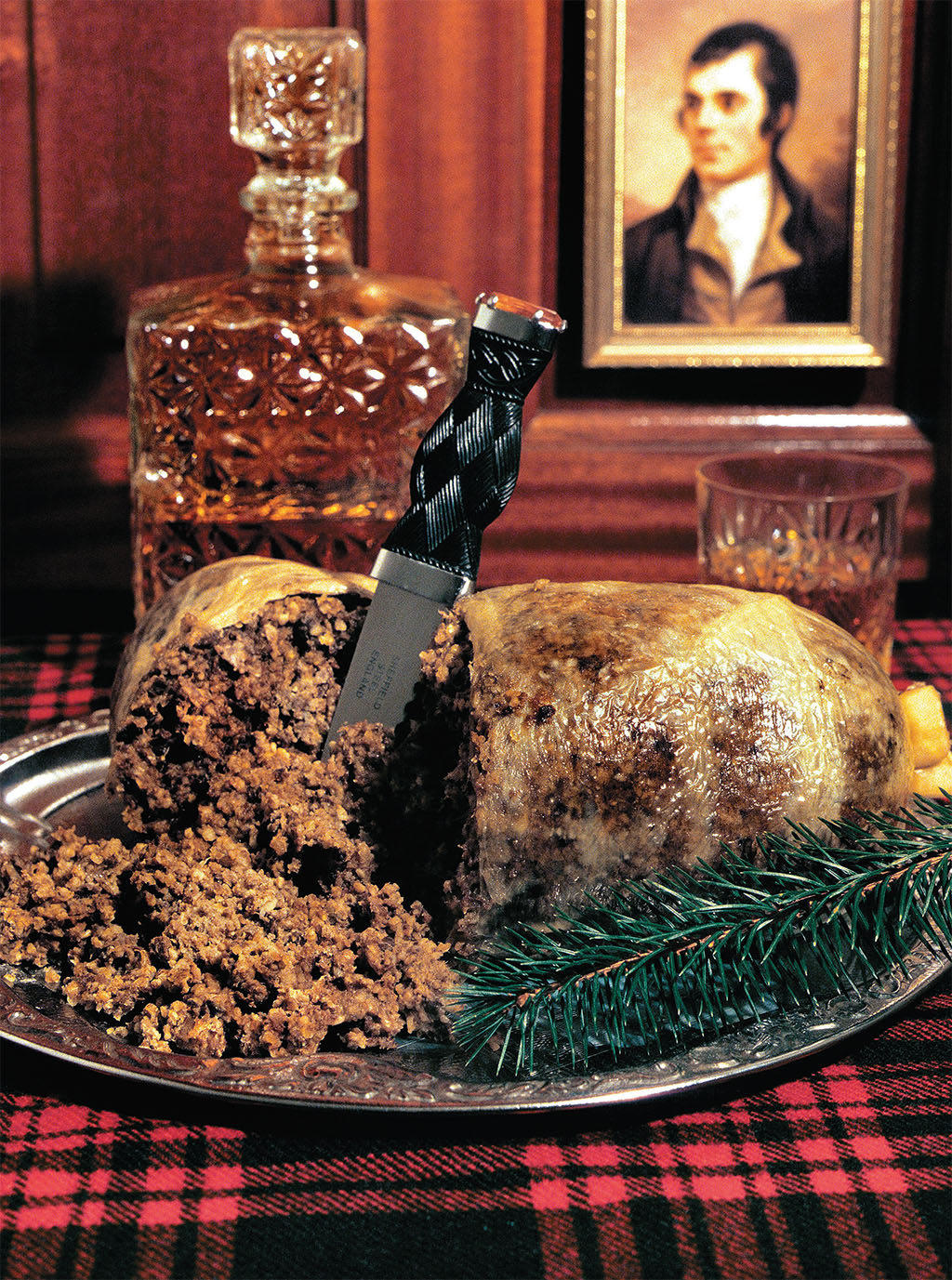 Give Her A Haggis British Heritage