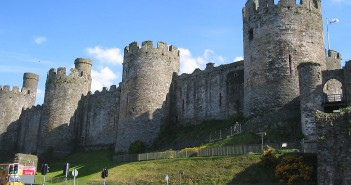 """Conwy Castle"". Licensed under CC BY-SA 3.0 via Wikimedia Commons - http://commons.wikimedia.org/wiki/File:Conwy_Castle.jpg#mediaviewer/File:Conwy_Castle.jpg"