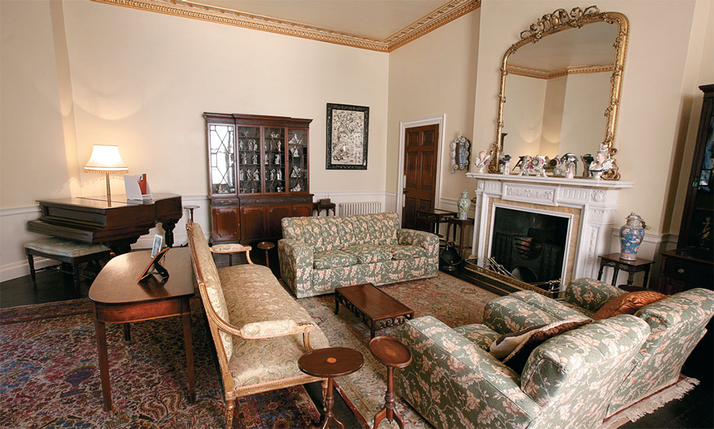 Greenway House: at home with Agatha Christie