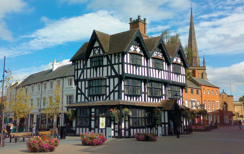 A Day to Visit Hereford British Heritage Travel