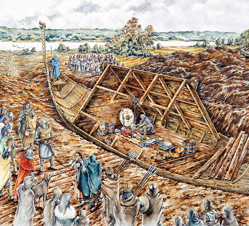 the excavation of sutton hoo Buy sutton hoo: the excavation of a royal ship burial 3rd revised edition by charles w green, barbara green (isbn: 9780850362411) from amazon's book store everyday low prices and free delivery on eligible orders.