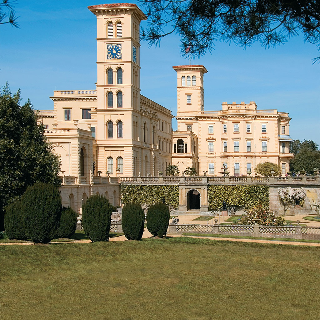 Victoria s osborne house british heritage travel for Holiday home designs victoria