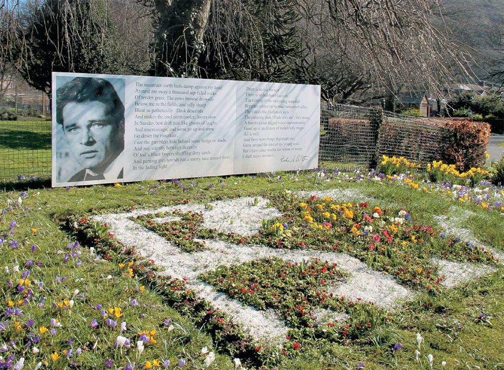 Richard Burton The Voice Of Wales British Heritage Travel