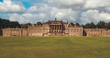 It used to take a staff of 85 to look after Wentworth Woodhouse's 400 rooms.