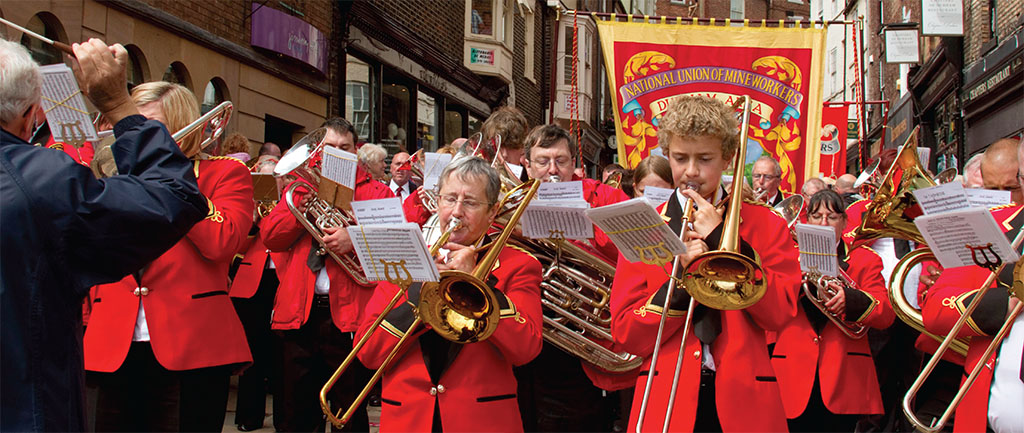 Brassbands feature