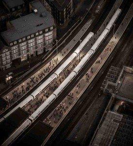 London Bridge Station, England