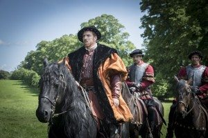 Damian Lewis as King Henry VIII (C) Ed Miller/Playground Company Pictures for MASTERPIECE/BBC