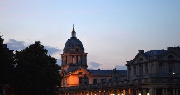 Greenwich at dusk