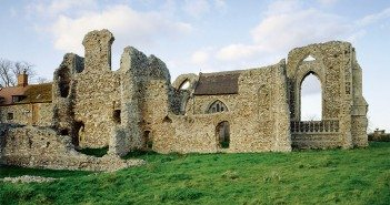 The residents of 12th-century Leiston Abbey were Premonstratensian canons.