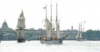Sail Royal Greenwich - Totally Thames 2015