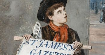newAugustus_Edwin_Mulready_A_London_Newsboy