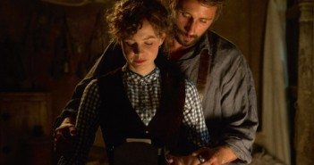 Whenever Bathsheba (Carey Mulligan) really needs him, Gabriel (Matthias Schoenaerts) is there.