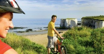From the chalk cliffs of Kent and East Sussex to Aberdeenshire, the National Cycle Network offers a route for every rider.