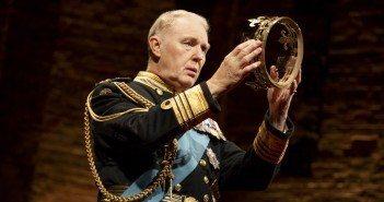 Tim Pigott-Smith in King Charles III (c) Joan Marcus
