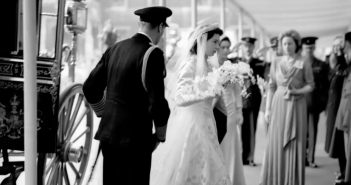 queen elizabeth wedding day 2