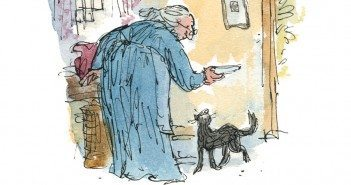 Copyright Quentin Blake via Penguin.com