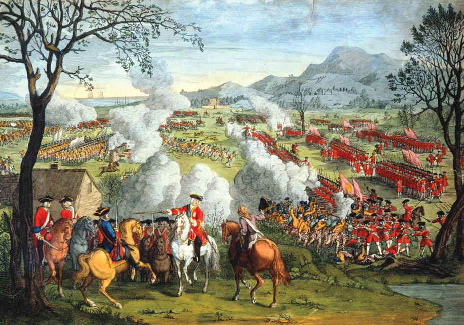 a historical look at the infamous battle of plassey