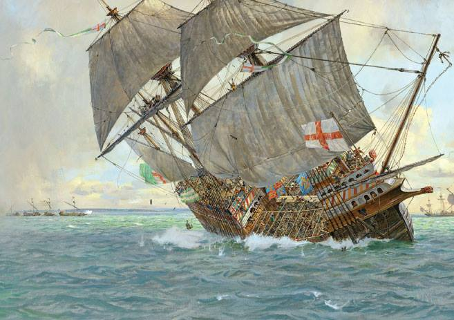 Defense of solent