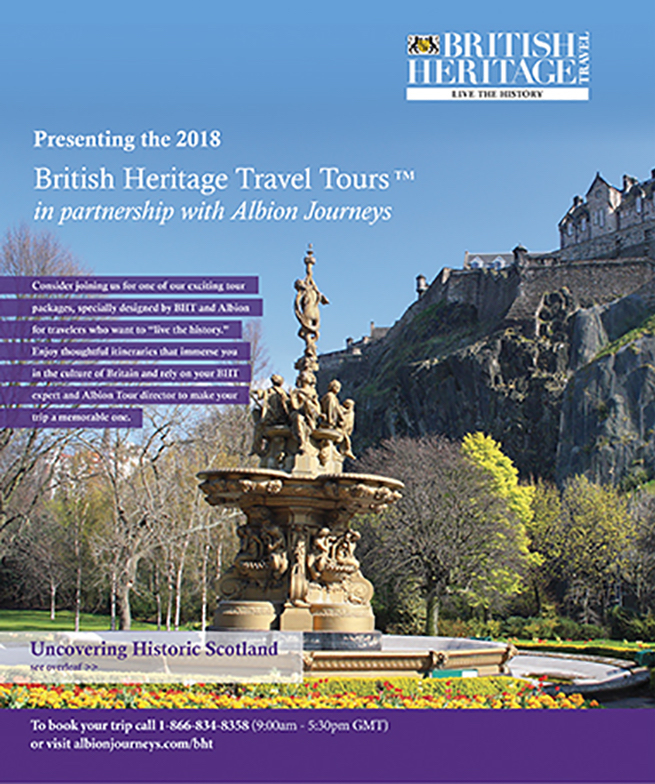 Uncovering Historic Scotland