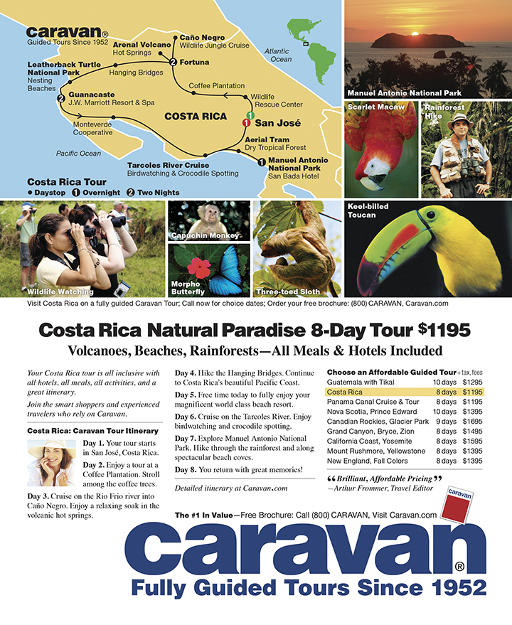 Caravan Costa Rica