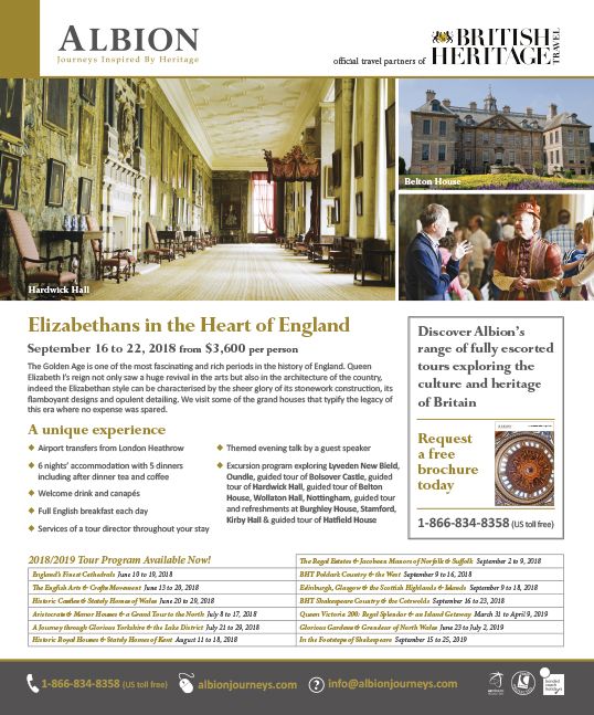 Elizabethans in the Heart of England