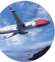 NORWEGION AIRLINES
